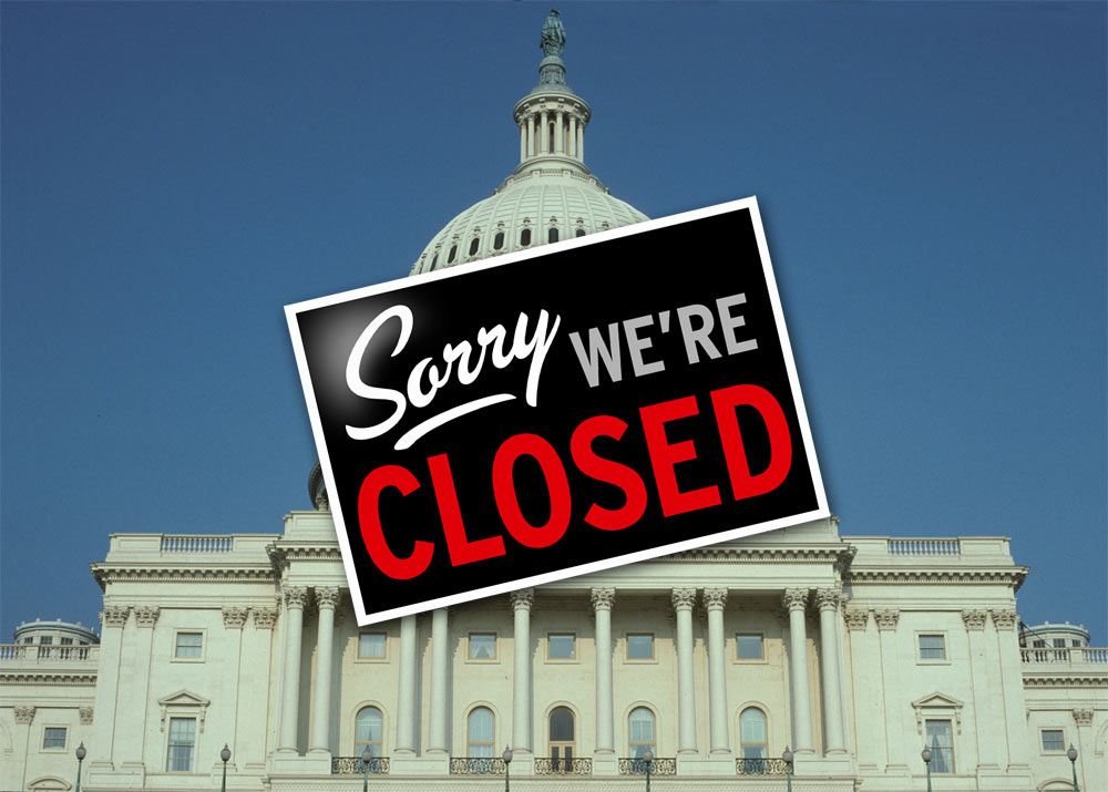 Government Shutdown – A Good Thing?